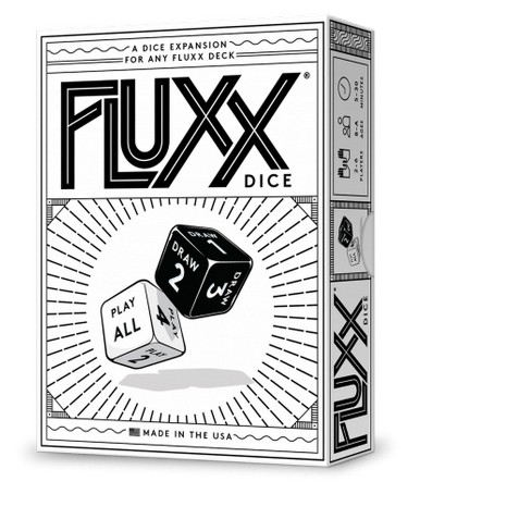 Fluxx Dice Game Expansion - image 1 of 4