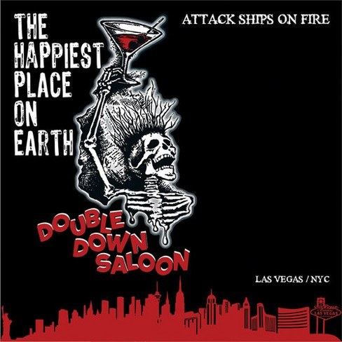 Attack ships on fire - Double down saloon (Vinyl) - image 1 of 1