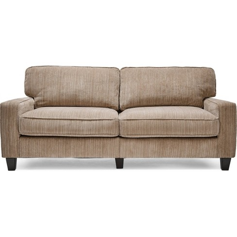 "Serta RTA Palisades Collection 73"" Sofa in Flagstone Beige, CR43534PB - image 1 of 4"