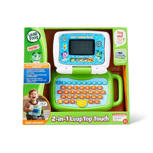 LeapFrog 2-in-1 LeapTop Touch - image 1 of 4
