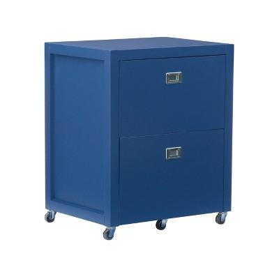 Peggy Rolling File Cabinet - Linon