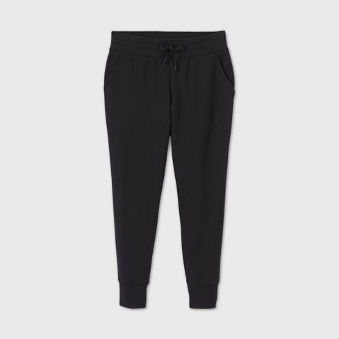 Women's Fleece Jogger Pants - All in Motion™ - image 1 of 3
