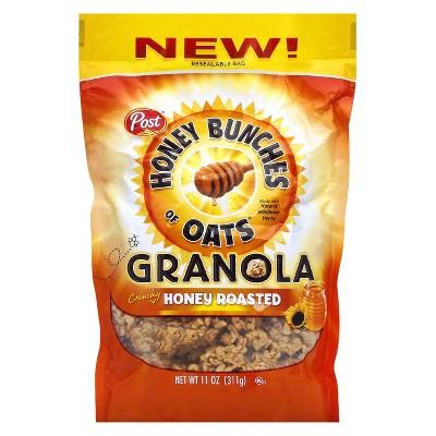 Granola & Muesli: Post Honey Bunches of Oats
