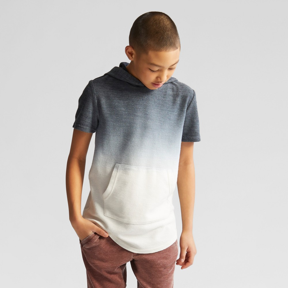 Boys' Short Sleeve Sweatshirt - art class Blue M