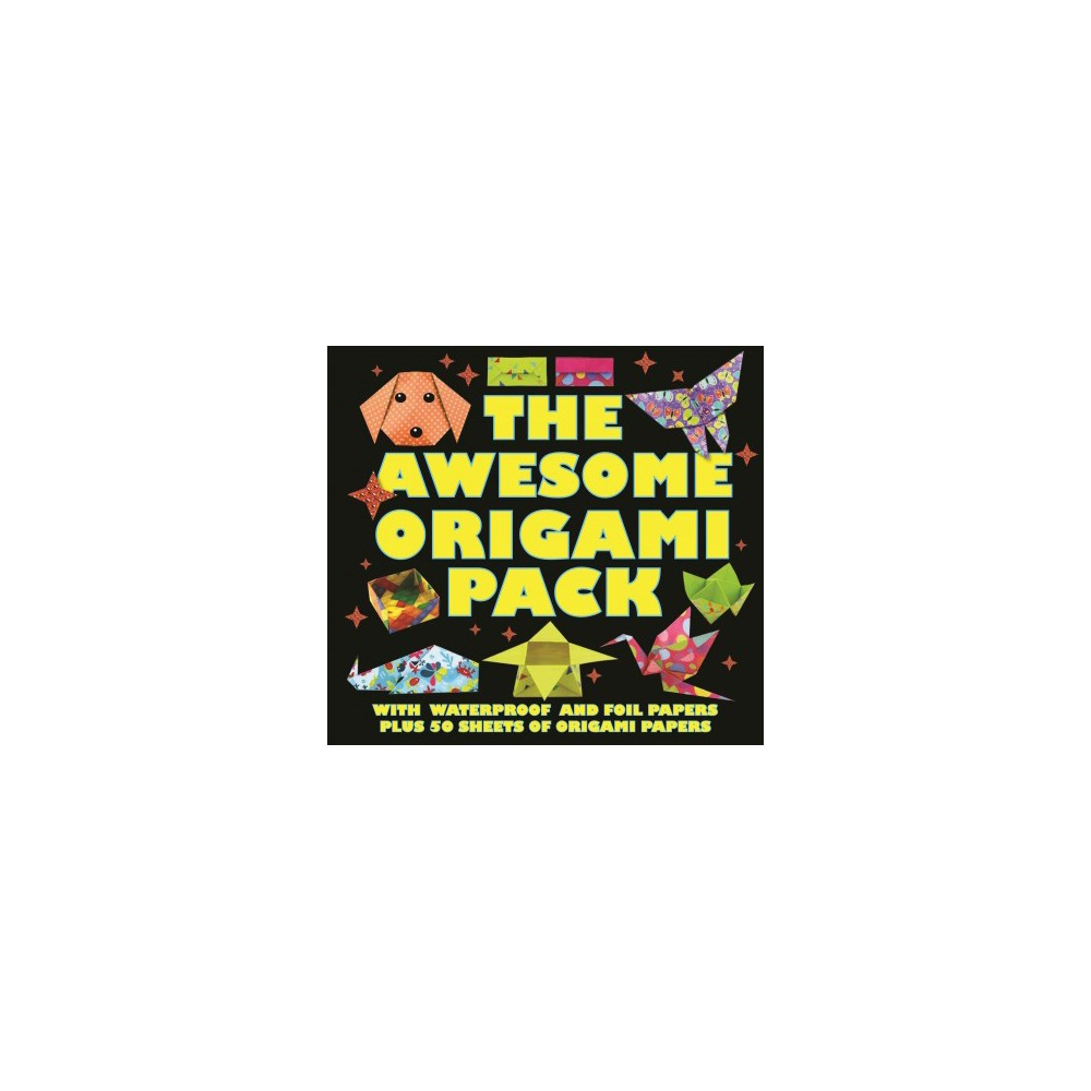 The Awesome Origami Pack (Hardcover)