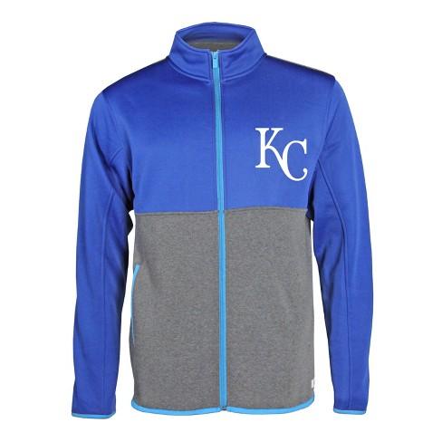 MLB Kansas City Royals Men's Bases Loaded Track Jacket - image 1 of 1