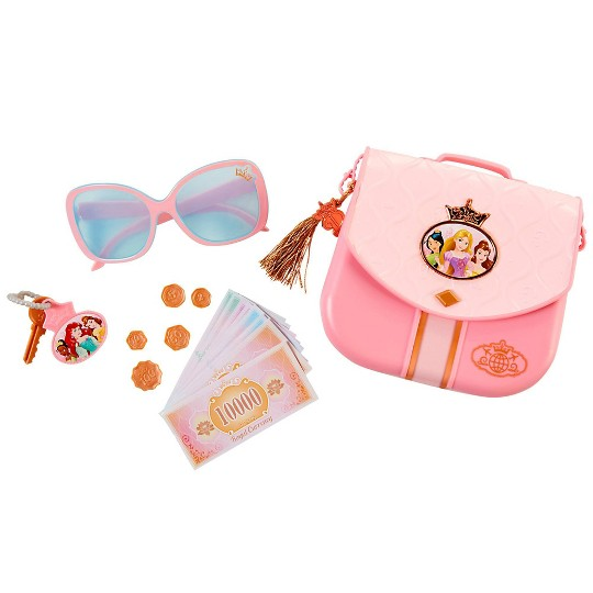 Disney Princess Style Collection World Traveler Purse Set image number null
