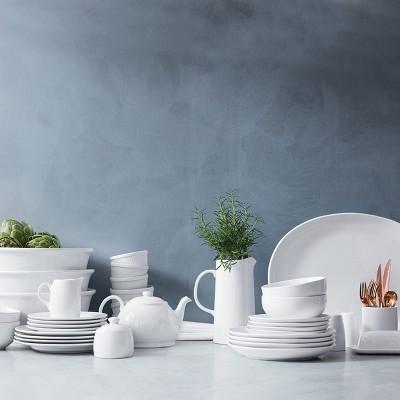 White Hot Classic Dinnerware Collection - Threshold™