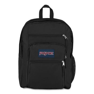 """JanSport 17.5"""" Big Student Backpack - Black"""