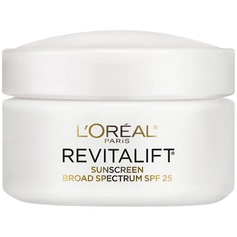 29c50d0fd3e L Oreal Paris Revitalift Anti-Wrinkle + Firming Day Cream SPF 25 - 1.7oz    Target