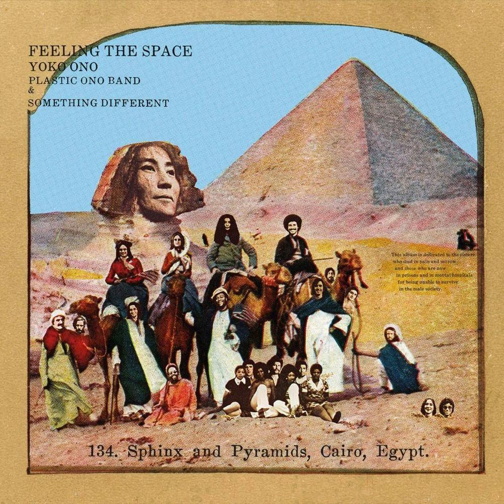 Yoko Ono Feeling The Space Cd