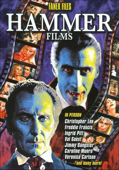 Fanex files:Hammer films (DVD) - image 1 of 1