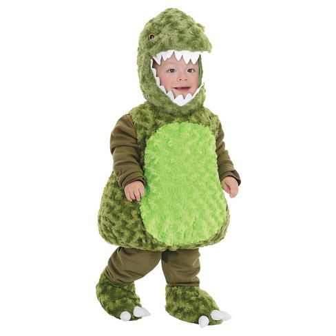 Toddler T-Rex Green Costume 18-24 Months - image 1 of 1