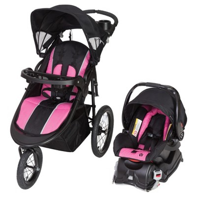 Baby Trend® Jogger Travel System Rose