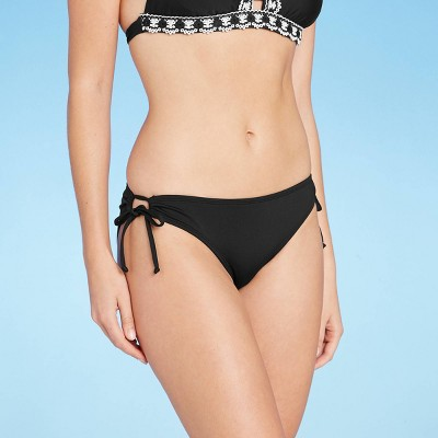 Women's Medium Coverage Keyhole Hipster Bikini Bottom - Kona Sol™