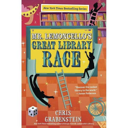 Mr. Lemoncello's Great Library Race (Hardcover) (Chris Grabenstein) - image 1 of 1