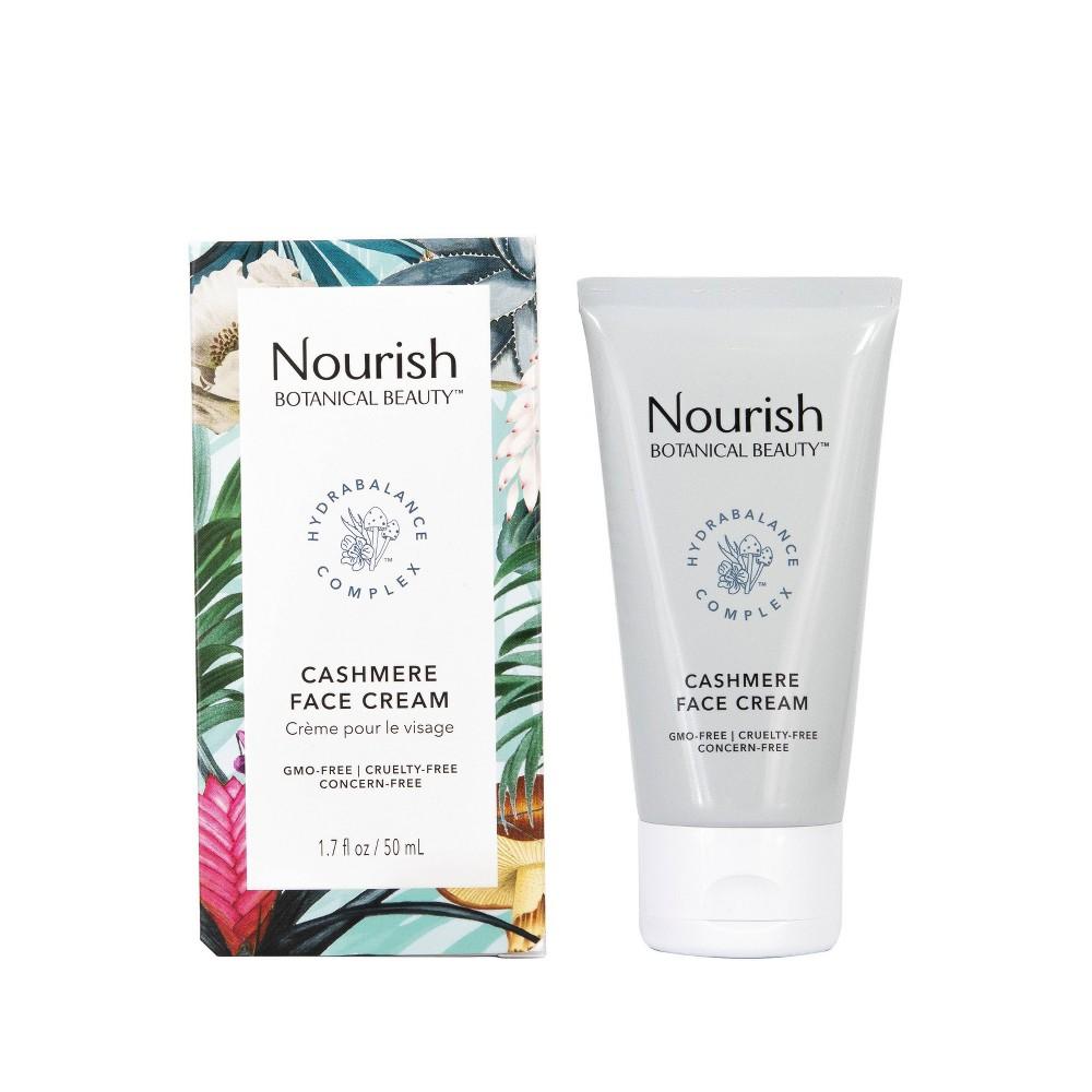 Image of Nourish Organic Botanical Beauty Cashmere Face Cream - 1.7 fl oz