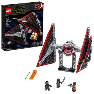 LEGO Star Wars Sith TIE Fighter Collectible Building Kit 75272
