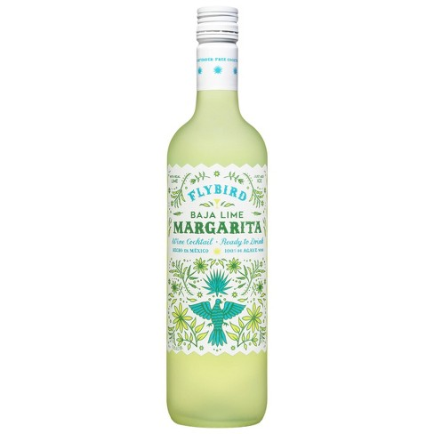 Flybird Baja Lime Margarita Wine Cocktail - 750ml Bottle - image 1 of 2
