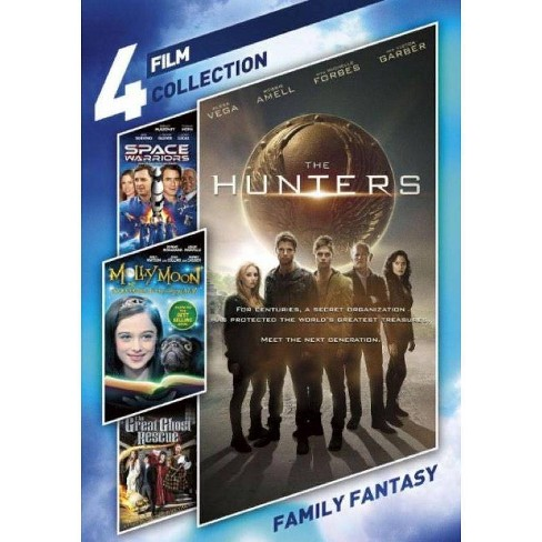 4-Film Collection: Family Fantasy (DVD) - image 1 of 1