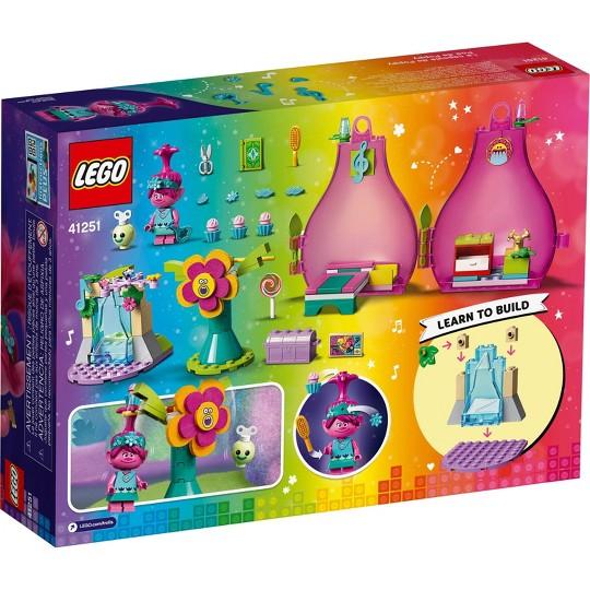 LEGO Trolls World Tour Poppy's Pod 41251 Playhouse Building set image number null