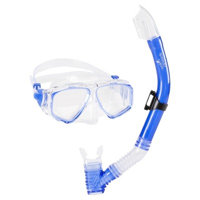 Speedo Junior Reefscout Ms Combo Blue 2pc