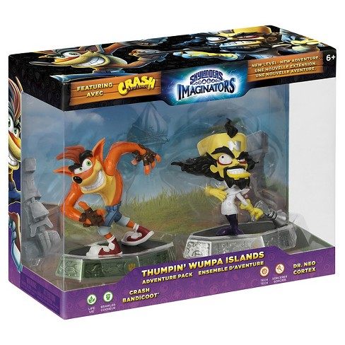 Skylanders Imaginators Thumpin' Wumpa Islands Adventure Pack - image 1 of 3