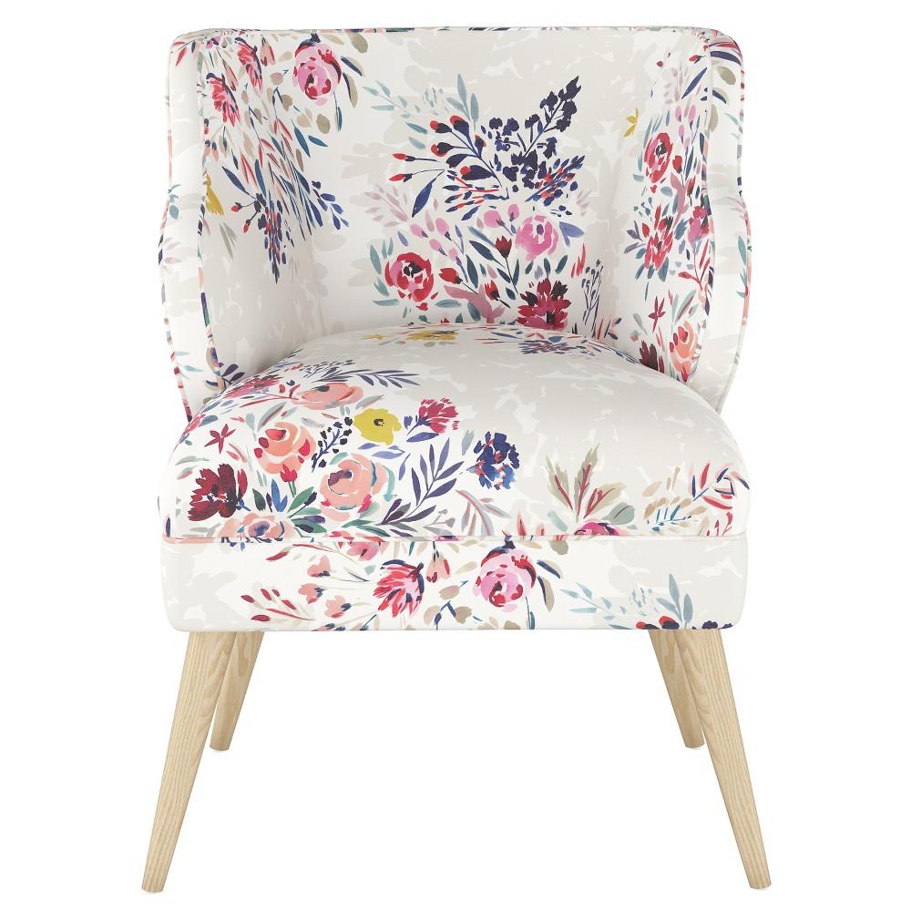 Mandolene Mid-Century Arm Chair Multi Floral - Project 62