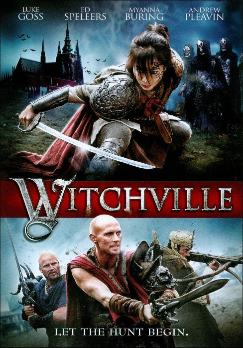 Witchville (dvd_video) - image 1 of 1