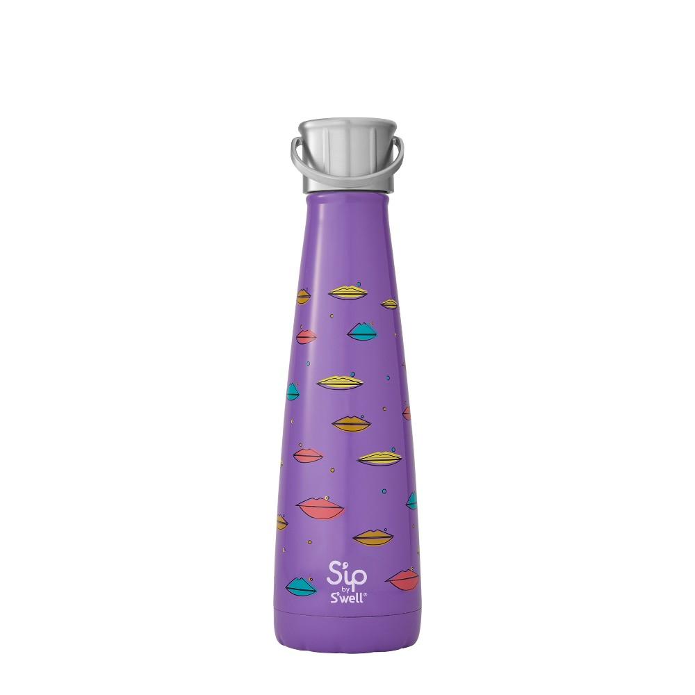 Best Buy Sip 15oz Stainless Steel Portable Drinkware Grape Purple