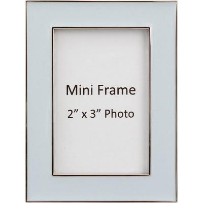 2  x 3  Enamel Frame Ballad Blue - Project 62™