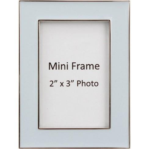 "2"" x 3"" Enamel Frame Ballad Blue - Project 62™ - image 1 of 3"