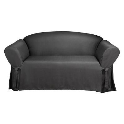 Fabulous Mason Loveseat Slipcover Sure Fit Short Links Chair Design For Home Short Linksinfo