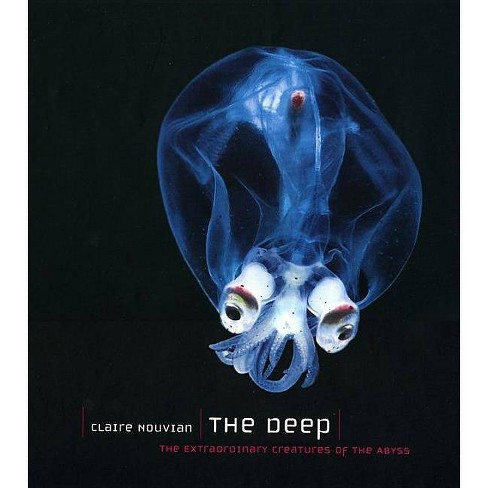 The Deep - by  Claire Nouvian (Hardcover) - image 1 of 1