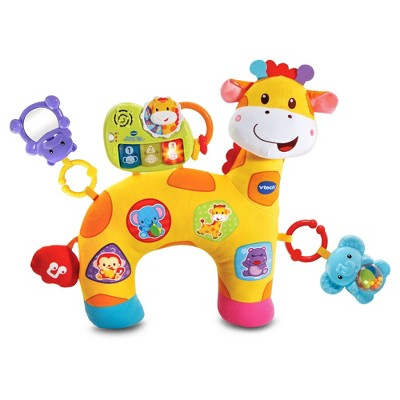 VTech® Peek & Play Tummy Time Pillow