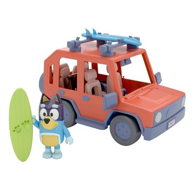 Bluey Heeler 4WD Family Vehicle