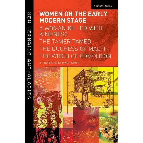 Women on the Early Modern Stage - (Play Anthologies) (Paperback) - image 1 of 1