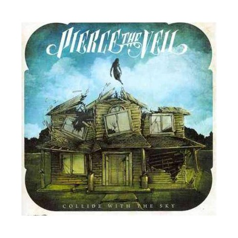 Pierce the Veil - Collide With The Sky (EXPLICIT LYRICS) (CD) - image 1 of 1