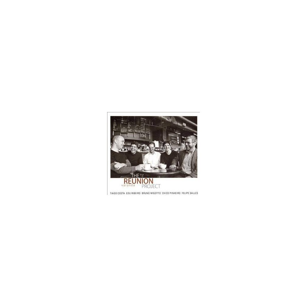 Reunion Project - Varanda (CD)