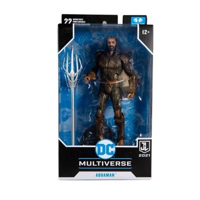 DC Comics Justice League Movie Figure - Aquaman