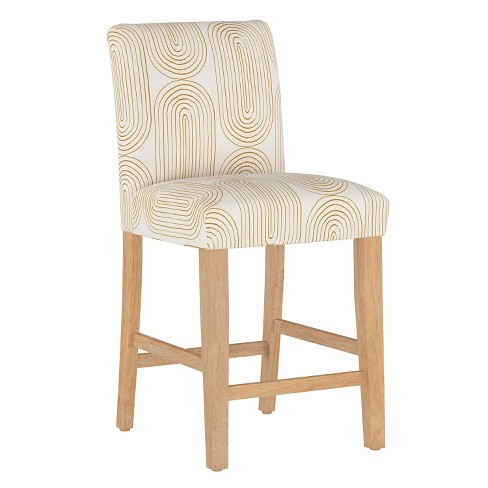 Counter Stool Oblong Mustard - Cloth & Company - image 1 of 4