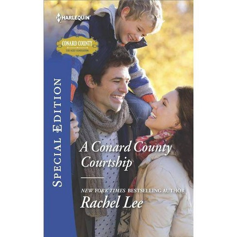 A Conard County Courtship - (Conard County: The Next Generation) by  Rachel Lee (Paperback) - image 1 of 1
