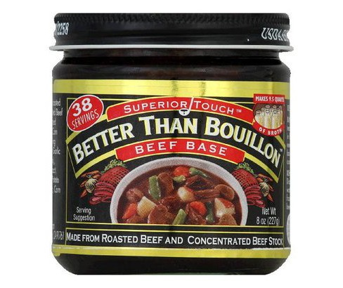 Superior Touch Better Than Bouillon Beef Base 8 oz - image 1 of 1