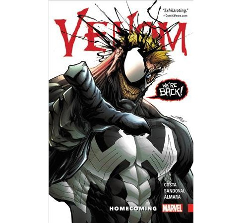 Venom 1 : Homecoming (Paperback) (Mike Costa) - image 1 of 1