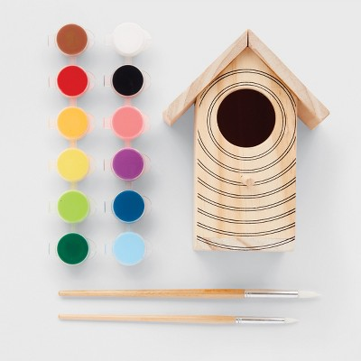 Classic Birdhouse Kit - Kid Made Modern