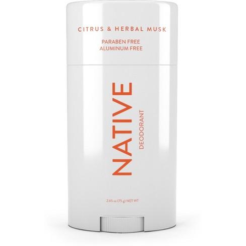 Native Citrus & Herbal Musk Deodorant - 2.65oz - image 1 of 3