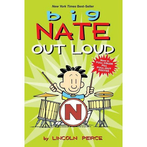 Big Nate Out Loud (Paperback) by Lincoln Peirce - image 1 of 1