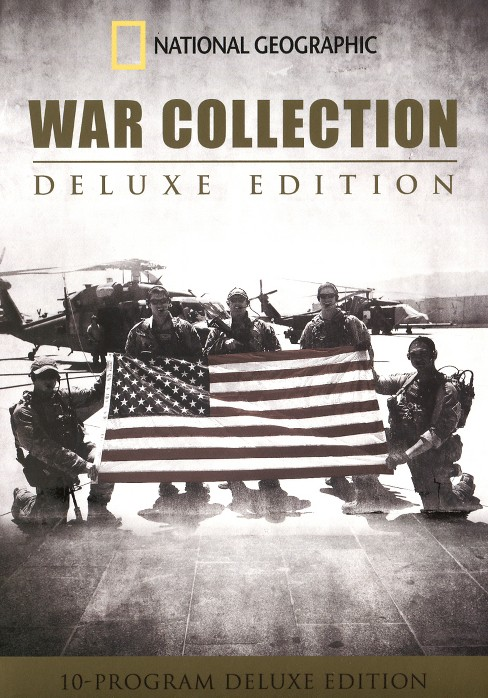 National geographic war collection (DVD) - image 1 of 1