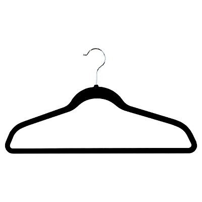 10Pk Velvet Shirt Hanger - Room Essentials™