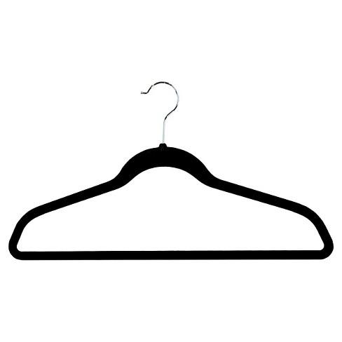 10Pk Velvet Shirt Hanger - Room Essentials™   Target 6051b9dc9ce